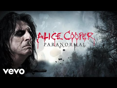Alice Cooper - Paranormal (Lyric Video)