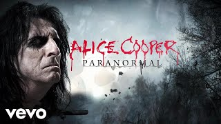 Alice Cooper - Paranormal (Lyric Video)