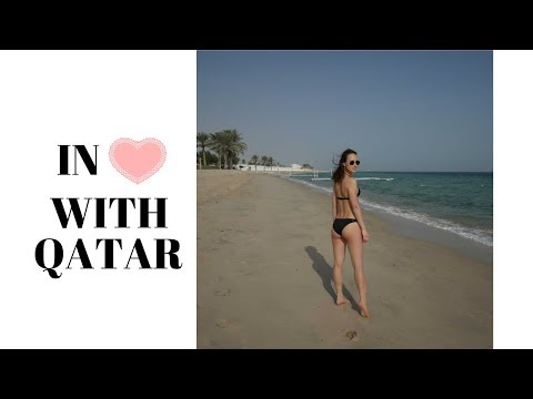 In love with Qatar | VLOG