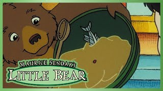 LIttle Bear | Little Bear's Tooth / Little Red Riding Hood / Little Bear and the Cupcakes - Ep. 19