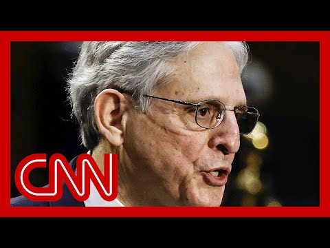 Merrick Garland vows to prosecute Capitol attackers