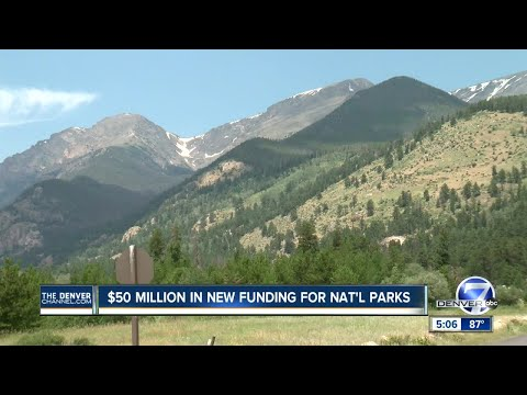 U.S. Secretary of the Interior visits Colorado, talks national parks infrastructure