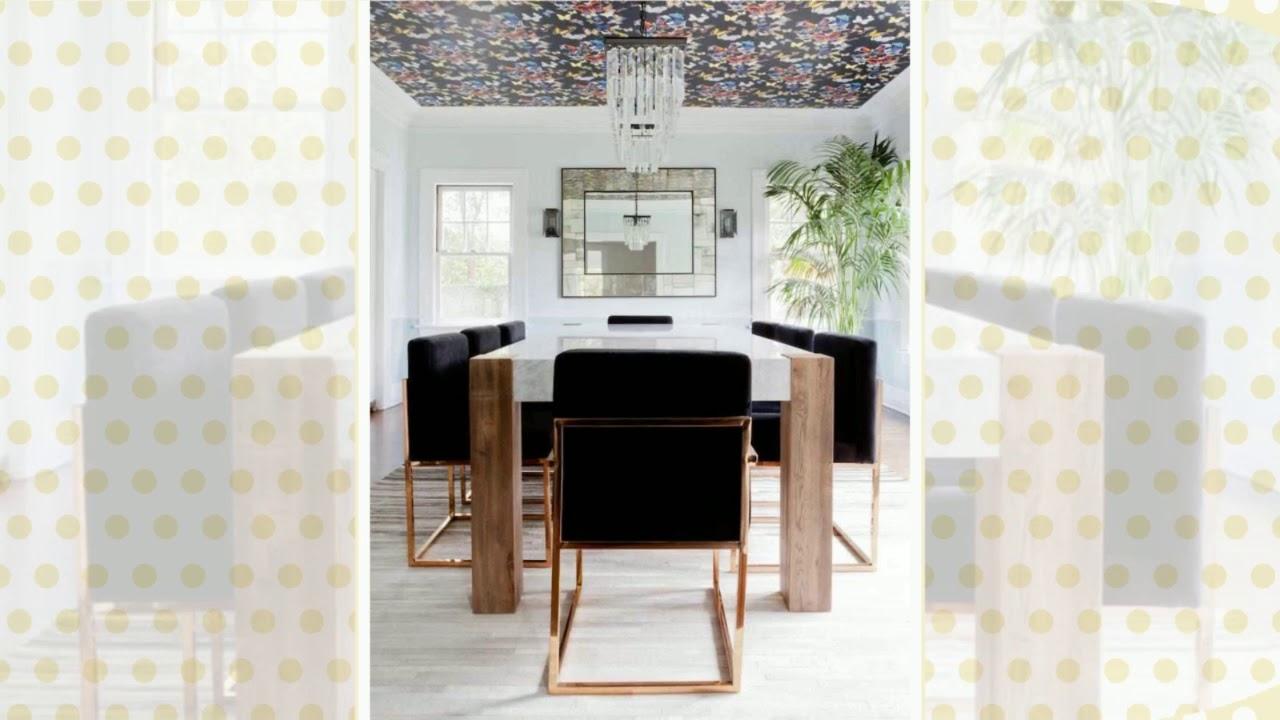 Papier Peint Trompe L Oeil Plafond le papier peint plafond, c'est tendance ! découvrez nos idées inspirantes  et rehaussez votre déco
