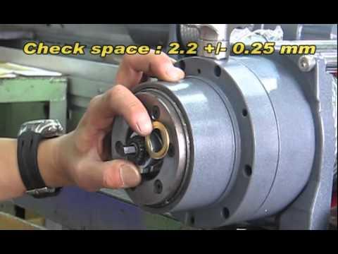 Comeup Winch Brake Adjustment Youtube