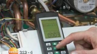 Manometri digitali per pressione differenziale testo 312-4 - Manuale parte 2