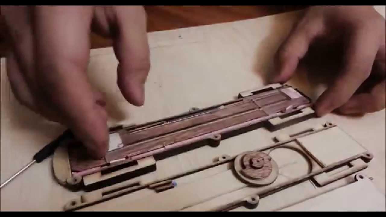 Assassin's Creed Original Dual Action Hidden Blade (Complete version) by ImDeePain Reborn
