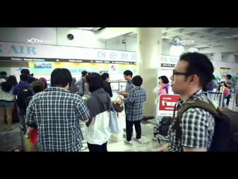 XTM TopGear Korea - Challenge : Seoul To Busan Race