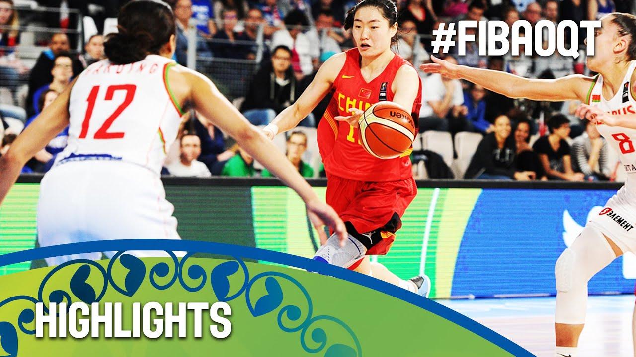 Belarus v China - Highlights