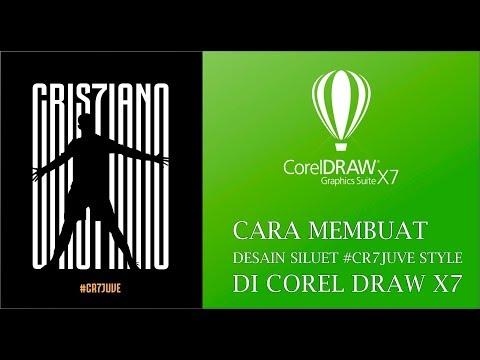 Tutorial Cara Membuat Siluet di CorelDraw.