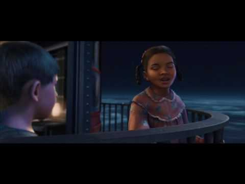 polar express movie songs