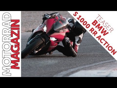 Bmw S 1000 Rr 2019 Action Official Teaser Youtube