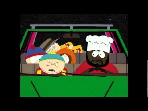 cartman sings: Come Sail Away!