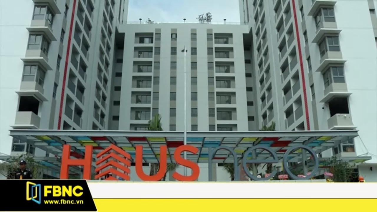 Vượt tiến độ, HausNeo đón cư dân sớm tận 1 tháng | FBNC TV