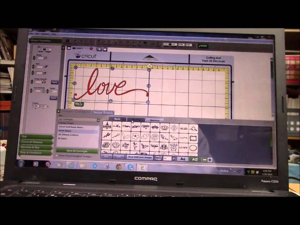 Cricut Craft Room Software YouTube