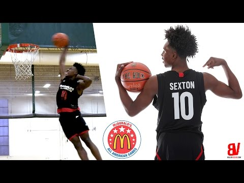 Collin Sexton McDonald