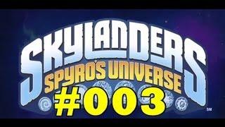 Skylanders Spyros Universe Lets Play #003 (German/Deutsch)
