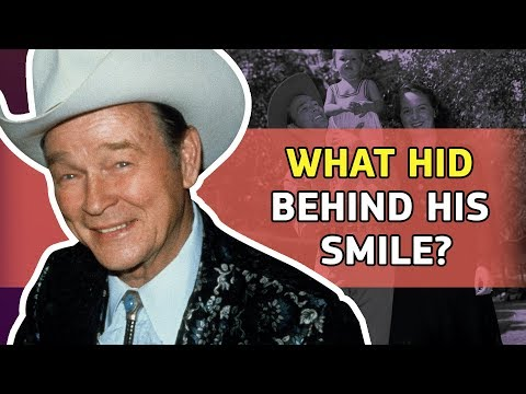The Tragic Real-Life Story Of Roy Rogers | ⭐OSSA
