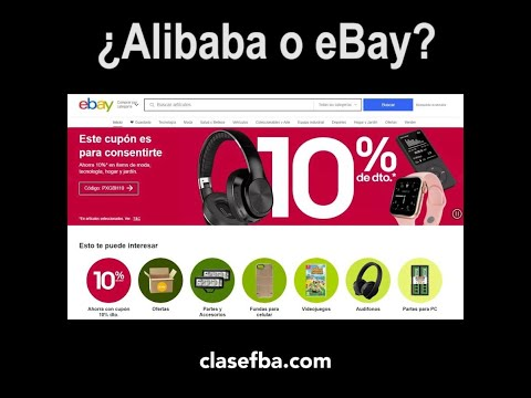 ¿Alibaba o eBay?