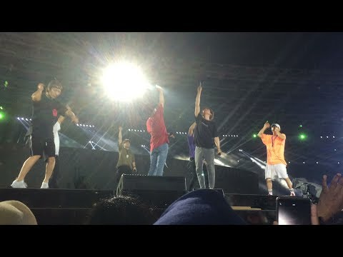 Super Junior - Bonamana (Rehearsal Of Closing Ceremony Asian Games 2018 Jakarta)