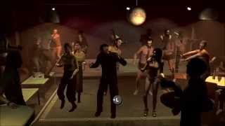 GTA IV EFLC Hercules Bus Stop Dance