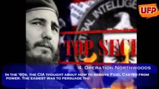 Top 10 CIA Secret Experiments/files/operations