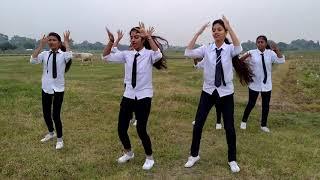 O Ki Lagche Mix song Cute Girls Dance |New Bollywood Mix song Dance | Cute girls dance funny moment