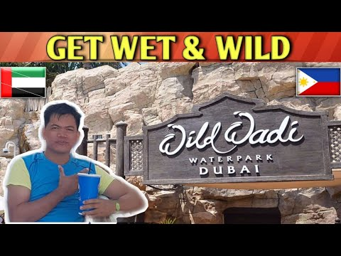 WILD WADI WATERPARK DUBAI ADVENTURE