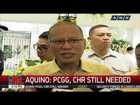 Aquino questions effectiveness of Duterte's war on drugs
