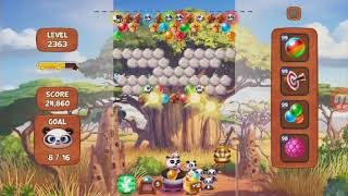 Panda Pop- Level 2363