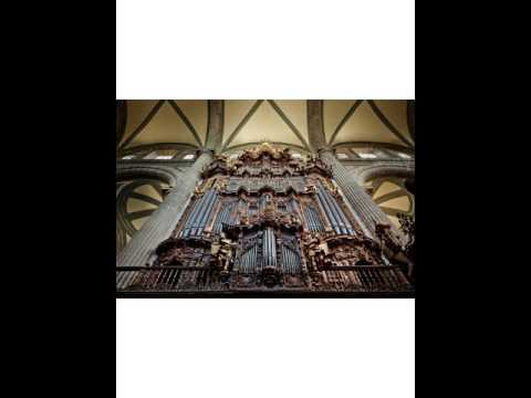 Metropolitan Cathedral organ, Mexico City.