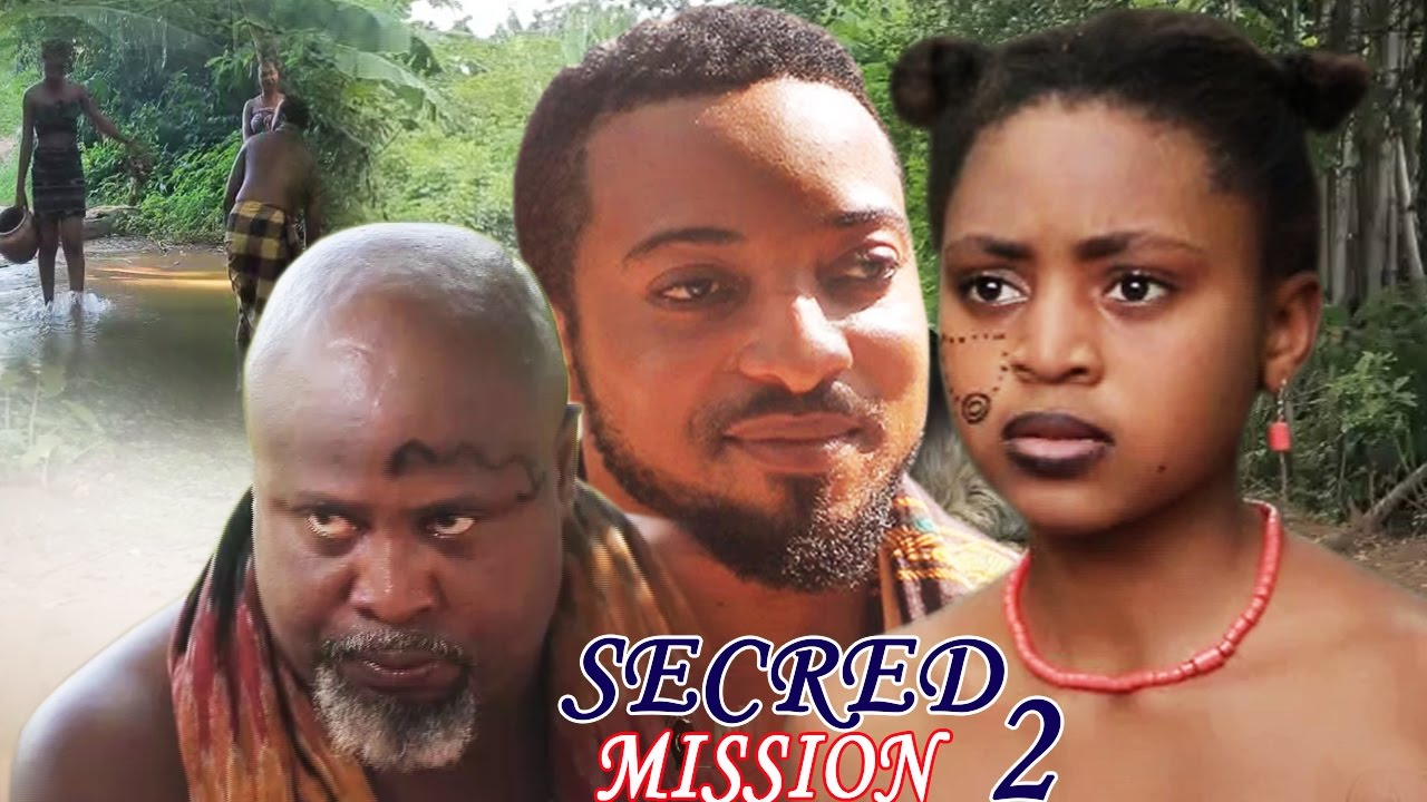 Download Sacred Mission Season 2  - Best Of Regina Daniel Latest Nollywood Movie
