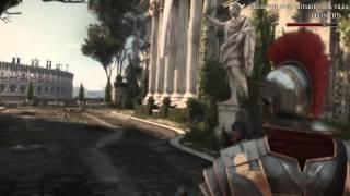 Ryse Son of Rome GTX 980 4K Ultra Setting Gameplay 4