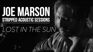 Joe Marson | Lost In The Sun (acoustic version)