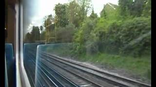 Third Rail Race 5, Part 1 - The Only Way Is Southern Challenge - Sydenham to London Euston