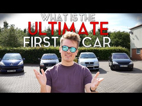 What is the ULTIMATE First Car?