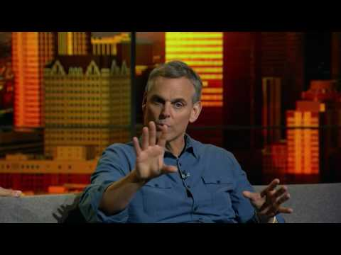 Colin Cowherd - Sports Lite Interview
