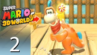Super Mario 3D World - Episode 2: Tiny Tim