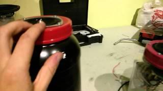Diy Homemade Stereo Speakers