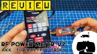 AKK FX2 Ultimate Mini VS Furious FPV Stealth Long Range VS FrSky VS600 | RF Power Meter V2 Test
