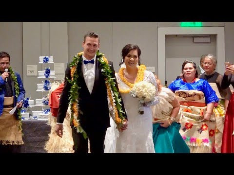 Wedding Party Entrance ~ Mr & Mrs Thomas & Heimana Keiser
