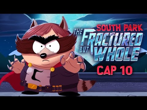 South Park The Fractured But Whole #10 (Peleando contra niños)