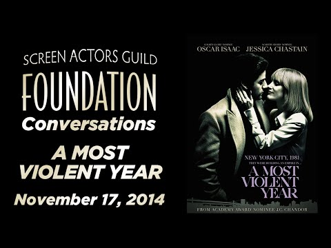 Conversations With A MOST VIOLENT YEAR