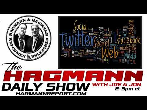 The Hagmann Daily Show 2018 - Freedom Fights, Social Media Says Shut Up - Who Will Win?