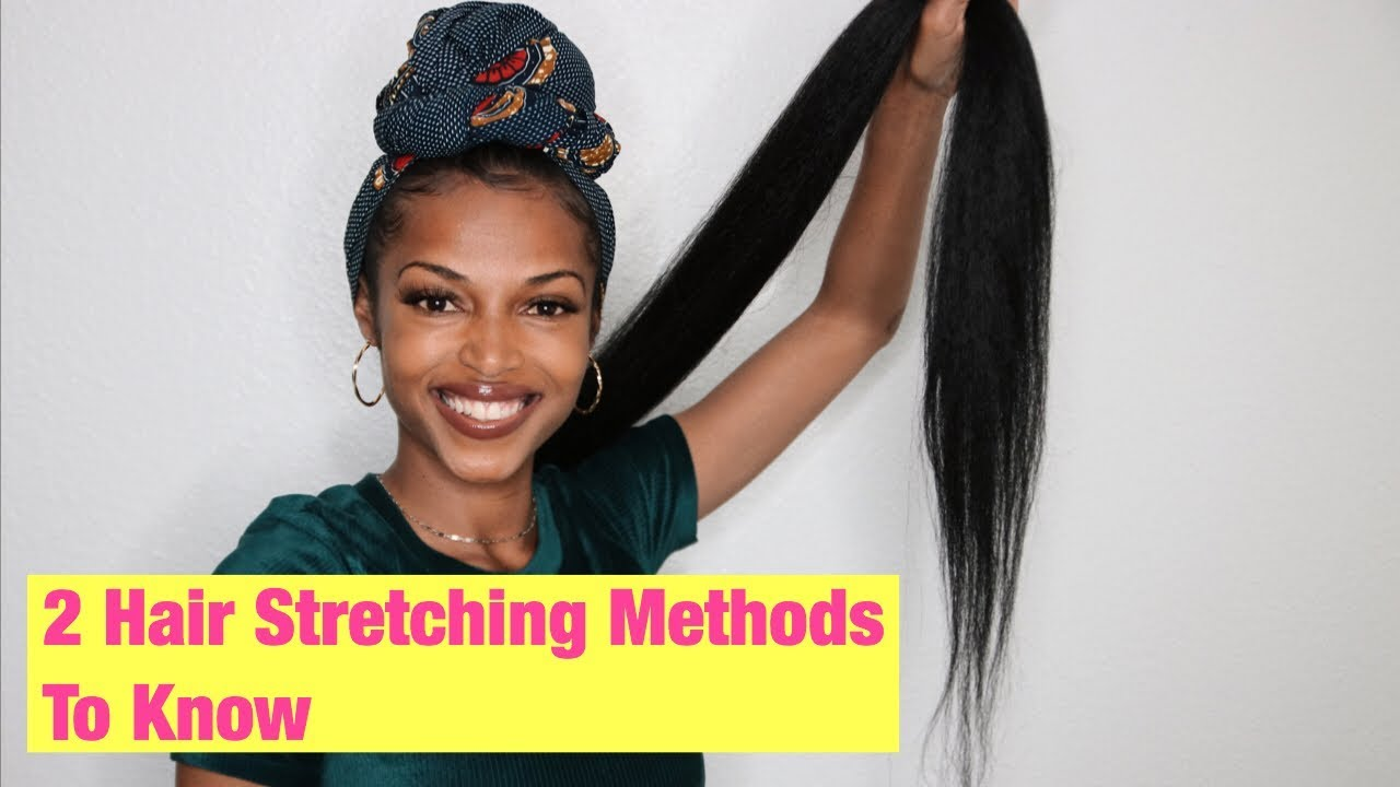 How To Stretch Your Braiding Hair  11 Simple Methods