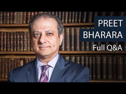 Preet Bharara | Full Q&A | Oxford Union