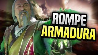 🤩BRUTALES COMBOS CON EL ARMOR BREAKER - Mortal Kombat 11