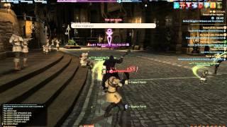 Final Fantasy Xiv - Pugilist Quest (return Of The Holyfist)