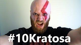 #10Kratosa #GodofWar | TRENING BOGA WOJNY