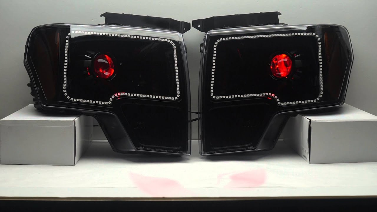 Image result for custom headed tail lights