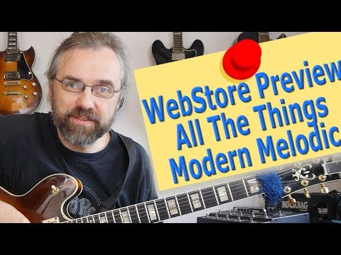 WebStore Preview All The Things You Are - Modern Melodic Approach